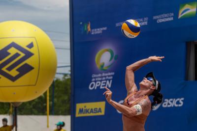 Saquarema (RJ) - 21.02.2021 - 7ª Etapa Open Circuito Brasileiro de Vôlei de Praia - Torneio Feminino