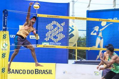 SAQUAREMA (RJ) - 26.02.2021 - 7ª ETAPA OPEN CIRCUITO BRASILEIRO DE VÔLEI DE PRAIA - TORNEIO PRINCIPAL MASCULINO