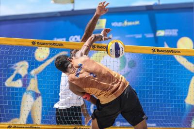 Saquarema (RJ) - 27.02.2021 - 7ª Etapa Open Circuito Brasileiro de Vôlei de Praia - Torneio Masculino
