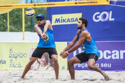 Saquarema (RJ) - 28.02.2021 - 7ª Etapa Open Circuito Brasileiro de Vôlei de Praia - Torneio Masculino