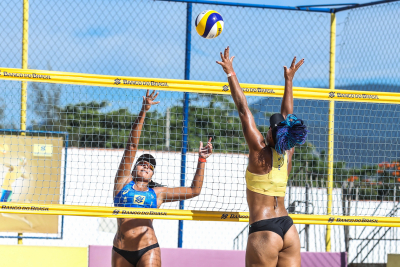 Saquarema (RJ) - 18.03.2021 - 8ª Etapa Open Circuito Brasileiro de Vôlei de Praia - Qualyfing Feminino