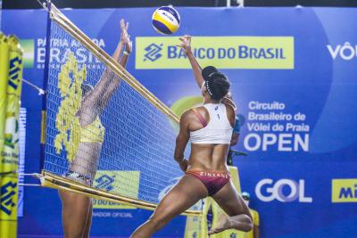 Saquarema (RJ) - 19.03.2021 - 8ª Etapa Open Circuito Brasileiro de Vôlei de Praia - Torneio Feminino