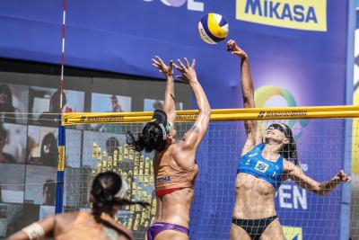 Saquarema (RJ) - 21.03.2021 - 8ª Etapa Open Circuito Brasileiro de Vôlei de Praia - Torneio Feminino