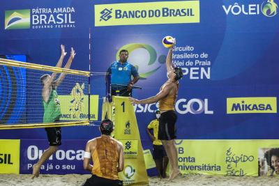Saquarema (RJ) - 23.03.2021 - 8ª Etapa Open Circuito Brasileiro de Vôlei de Praia - Torneio Masculino