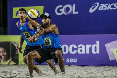 Saquarema (RJ) - 24.03.2021 - 8ª Etapa Open Circuito Brasileiro de Vôlei de Praia - Torneio Masculino
