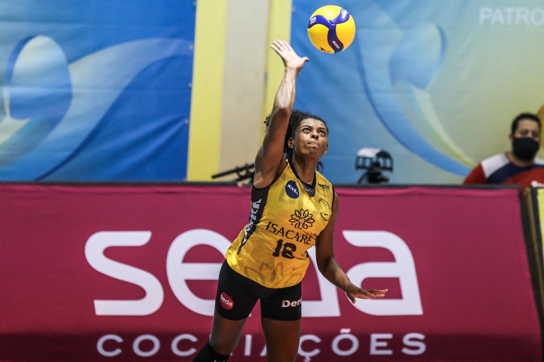 Saquarema (RJ) - 26.03.2021 - Superliga Banco Do Brasil 20/21 - Osasco São Cristóvão Saúde x Dentil/Praia Clube
