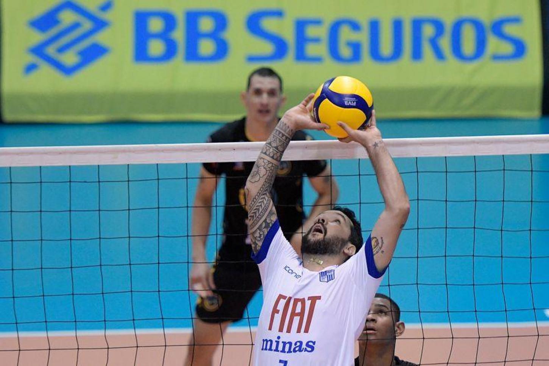 Saquarema (RJ) - 10.04.2021 - Superliga Banco do Brasil - Vôlei UM Itapetininga x Minas Tênis Clube