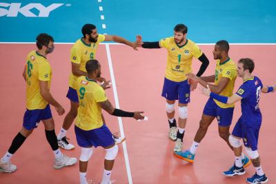 Rio de Janeiro (RJ) - Desafio Internacional de Vôlei - Brasil x Venezuela