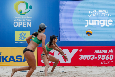 Rio de Janeiro (RJ) - 19.06.2021 - 9ª Etapa Open Circuito Brasileiro de Vôlei de Praia - Torneio principal - Fases eliminatórias