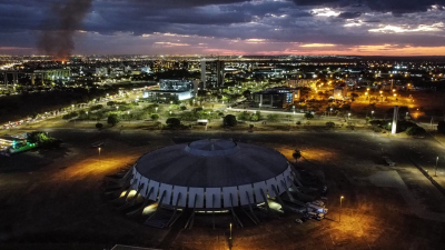 Brasília (DF) - 02.09.2021 - Sul-Americano masculino  - Brasil x Colômbia