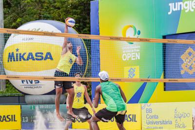 Rio de Janeiro (RJ) - 23.09.2021 -  1ª Etapa Open 2021 Torneio Principal Dia 01