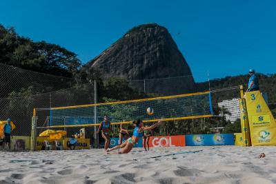Rio de Janeiro (RJ) - 24.09.2021 - 1ª Etapa Circuito Brasileiro Open 2021 - Dia 02