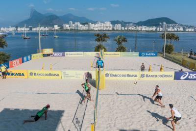 Rio de Janeiro (RJ) - 26.09.2021 - 1ª Etapa Circuito Brasileiro Open 2021 - Finais