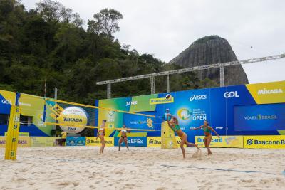 Rio de Janeiro (RJ) - 06.10.2021 - 2ª Etapa Open 2021 - Qualifying