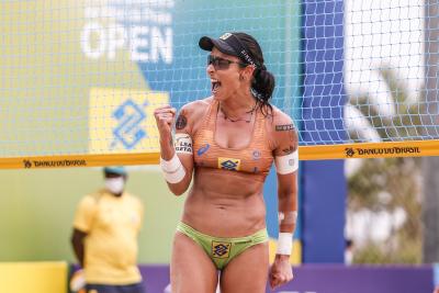 Rio de Janeiro (RJ) - 24.10.2021 - 3ª Etapa Circuito Brasileiro Open 2021 - Finais