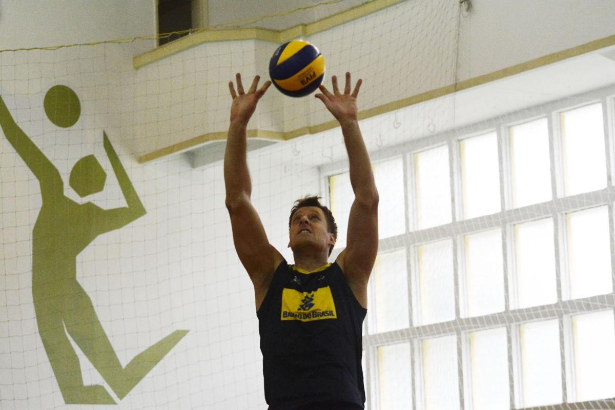 SELEÇÃO MASCULINA: Vôlei segue como esporte mais procurado para Rio/2016