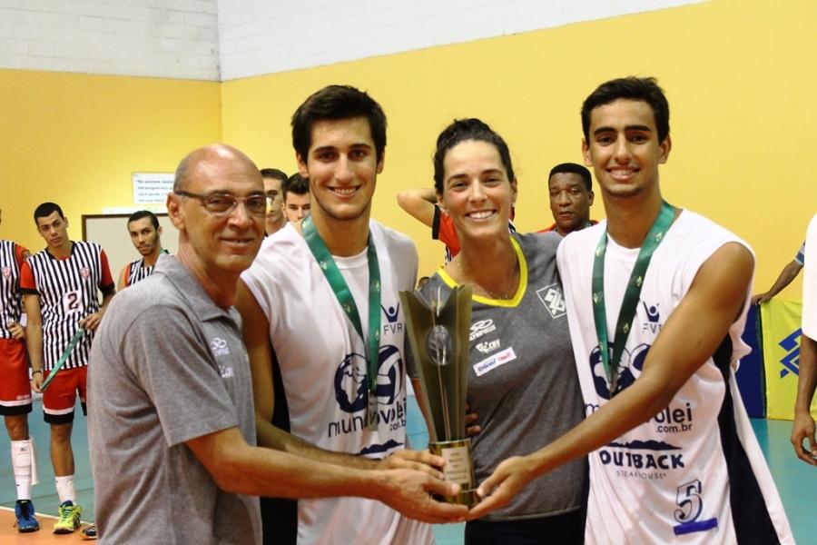 Rio de Janeiro volta a vencer CBS Juvenil Masculino depois de 20 anos