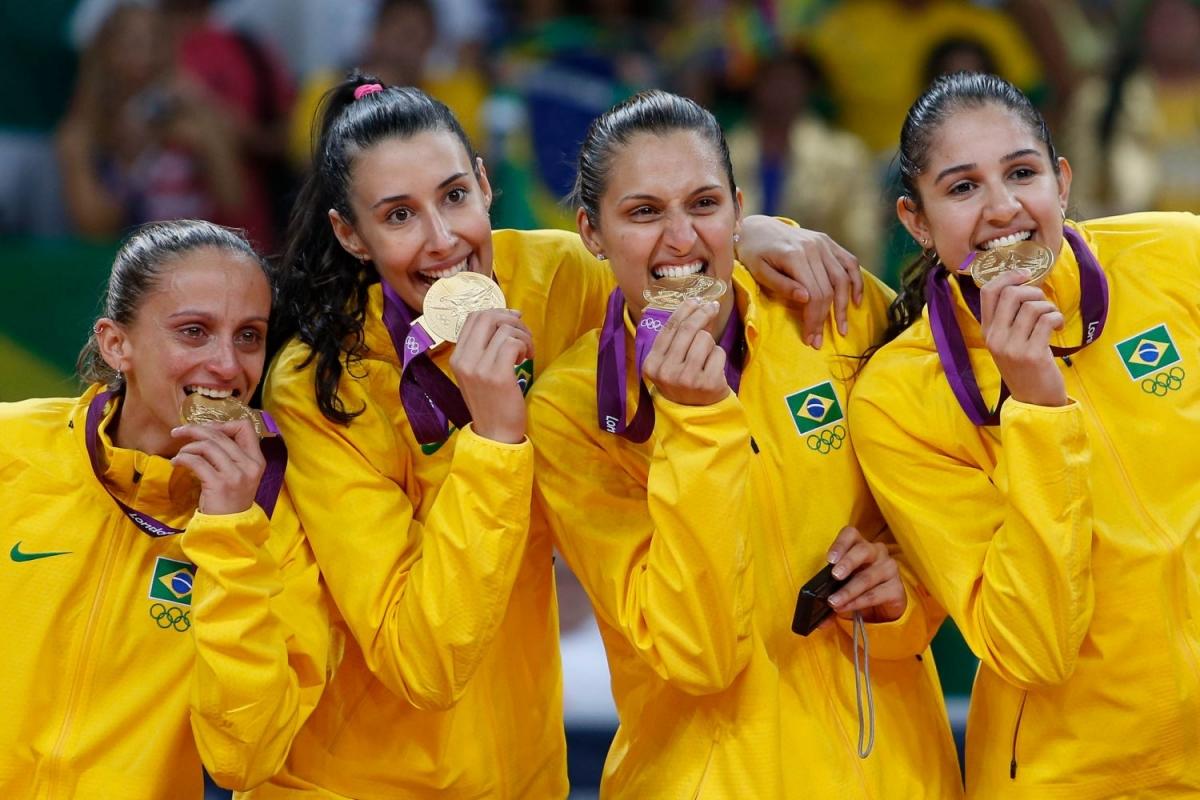 Atletas olímpicas brasileiras serão homenageadas durante o Grand Prix