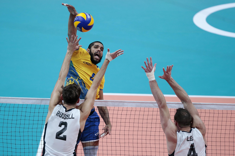 Brasil é superado pela primeira vez na competição