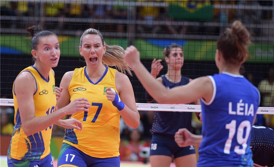 Brasil enfrenta o Japão e busca a terceira vitória
