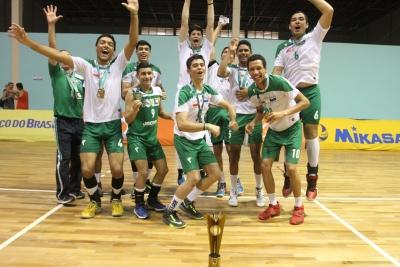 Ceará conquista título sem perder nenhuma partida