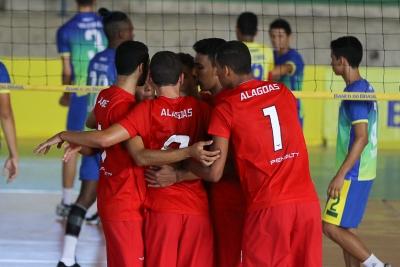 Cinco jogos agitam a primeira rodada em Maceió