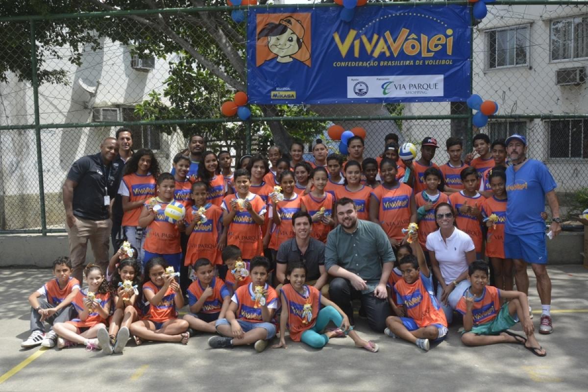 Núcleo de Rio das Pedras celebra nova parceria com Via Parque Shopping