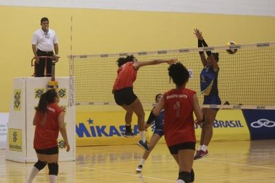 Espírito Santo e Mato Grosso do Sul disputam o título em Saquarema