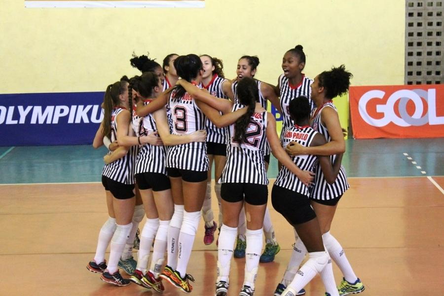 São Paulo vence Minas e conquista mais um título no Juvenil Feminino