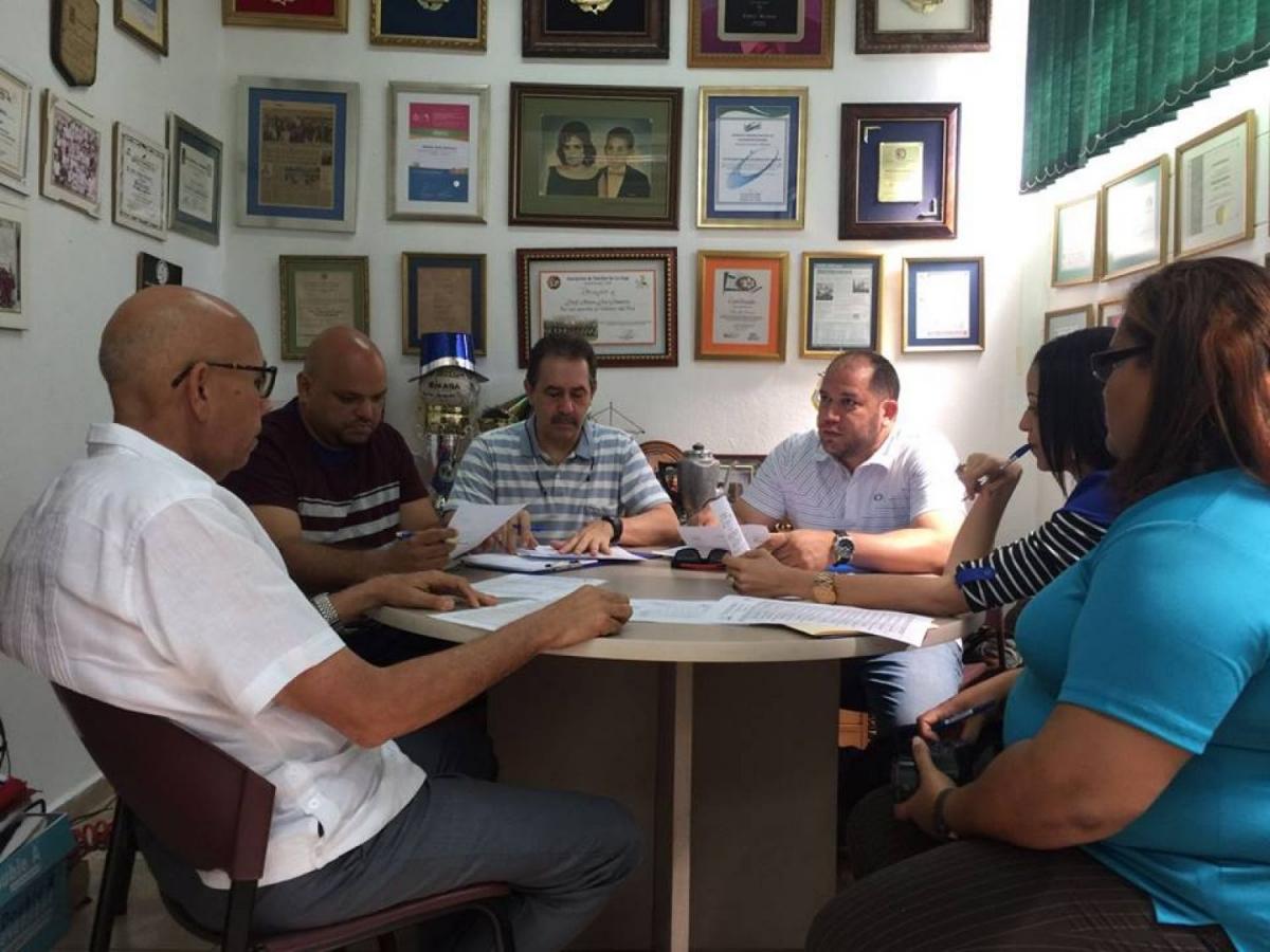 Gerente da CBV dirige curso na República Dominicana