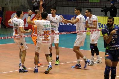 Lebes/Gedore/Canoas vence seu último jogo de 2016