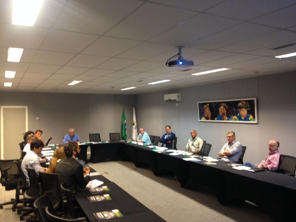 Comitê de Apoio ao Conselho Diretor da CBV realiza penúltima reunião do ano