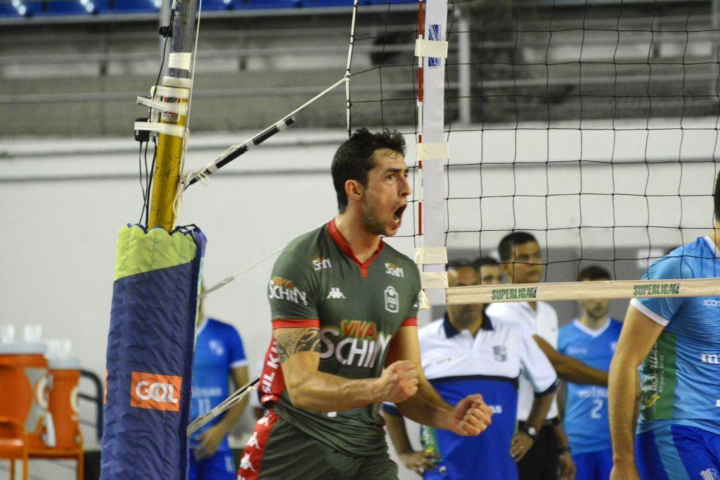 6978025ddd CBV - Brasil Kirin vence o Minas Tênis Clube por 3 sets a 0