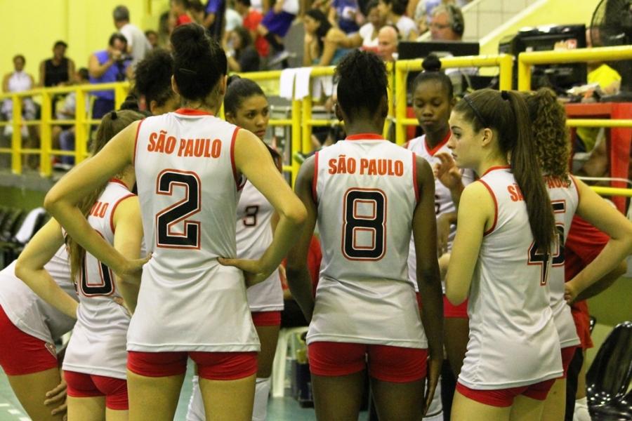 São Paulo e Rio de Janeiro garantem vaga antecipada às semifinais