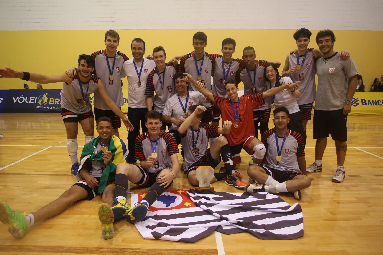 São Paulo leva o troféu no CDV