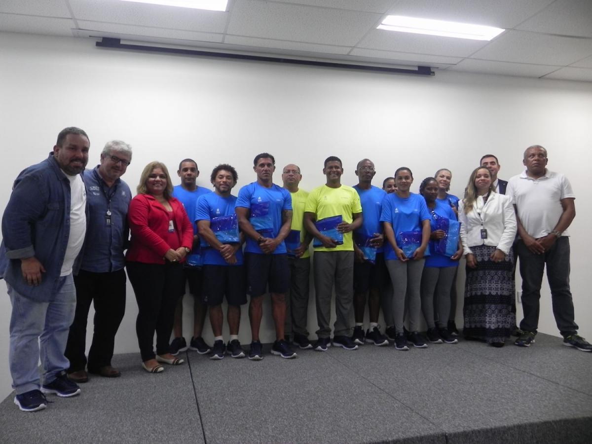 CBV e Firjan lançam programa para educação de colaboradores do Centro de Desenvolvimento de Voleibol