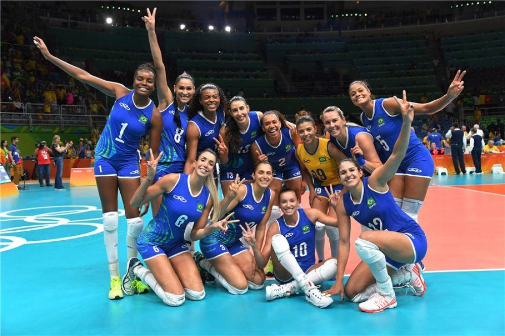 Seleção feminina enfrenta a Argentina nesta segunda-feira