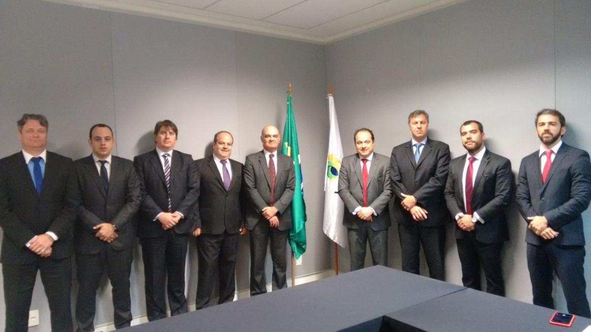 Nova composição toma posse para quadriênio 2016-2020