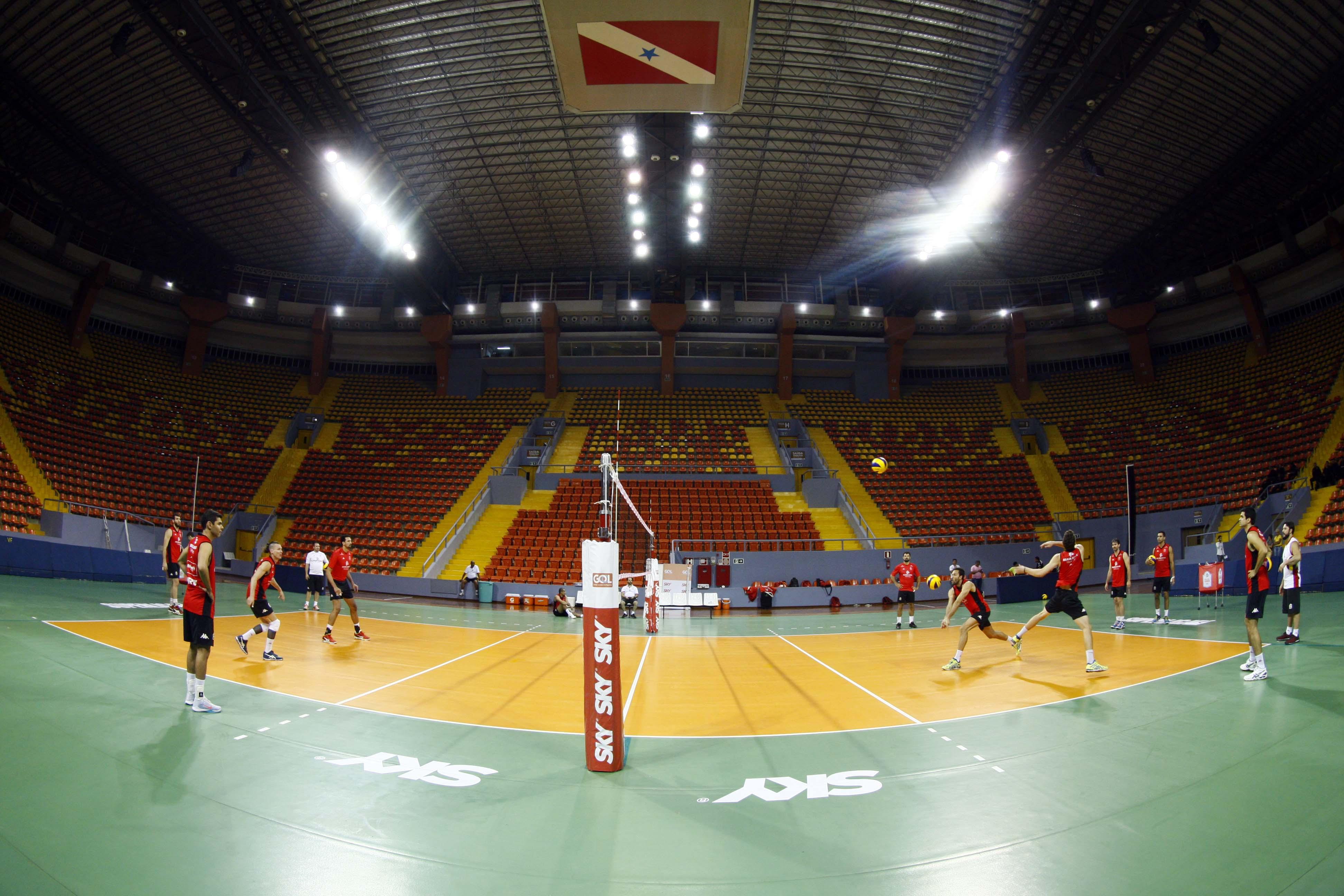 Vôlei Brasil Kirin e Sesi-SP fazem jogo inédito em Belém