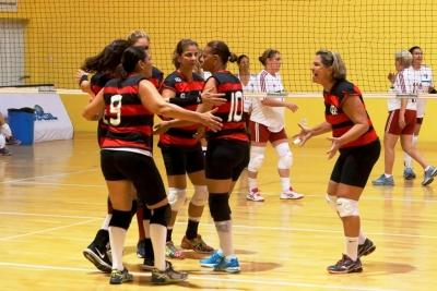 AABB (DF) e Flamengo (RJ) decidem o título do 55+ feminino