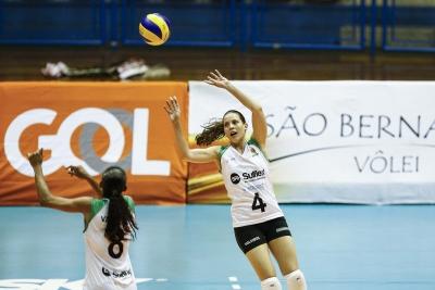 ADC Bradesco vence BRH-Sulflex/Clube Curitibano e garante vice-liderança