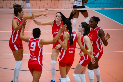 ADC Bradesco vence São Bernardo e define confrontos dos play-offs