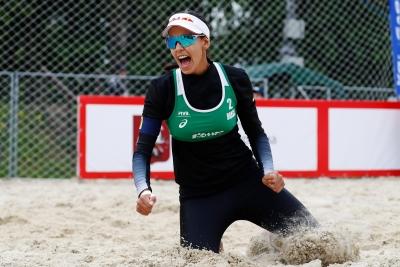 Ágatha/Duda e Larissa/Talita já se garantem nas oitavas de final em Moscou