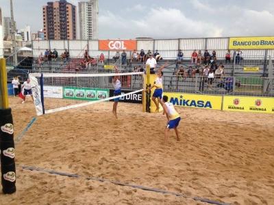 Álvaro Filho e Saymon avançam à semifinal e encaram argentinos em Maringá