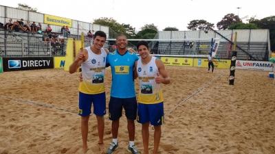 Álvaro Filho e Saymon largam com vitória na etapa de Maringá (PR)