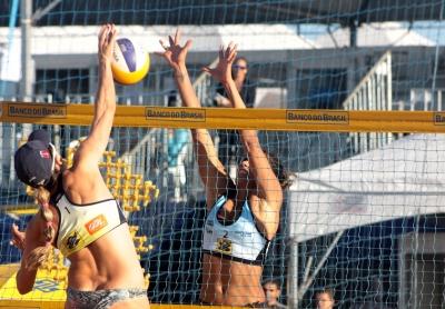 Bauru recebe jovens promessas em semana dedicada ao vôlei de praia