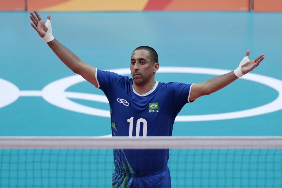 Serginho concorre ao Prêmio Brasil Olímpico de Melhor Atleta do Ano em 2016