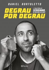 Biografia de Serginho é lançada em rodada com jogo do Brasil