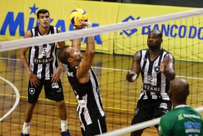 Botafogo e Jaó/Universo se enfrentam no Rio de olho no líder