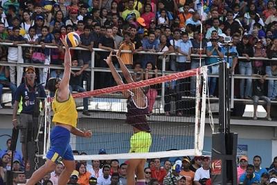 Brasil avança às semifinais nos dois naipes na Venezuela